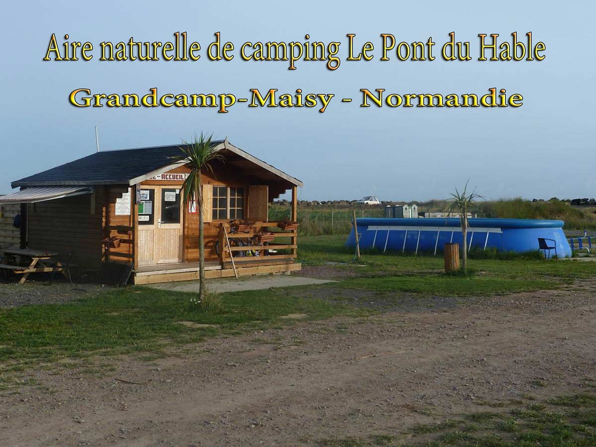 loader accueil camping normandie camping le pont du hable grand camp maisy