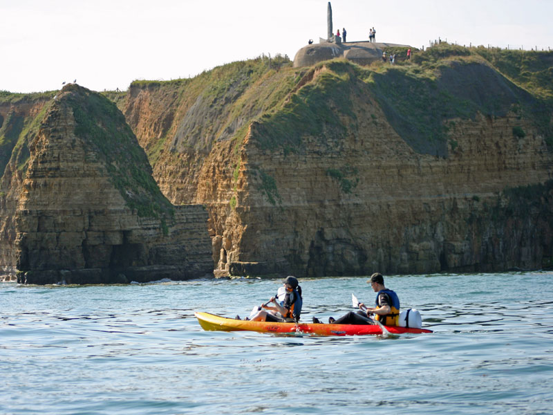 Camping le Pont du Hable - Point du Hoc Normandie